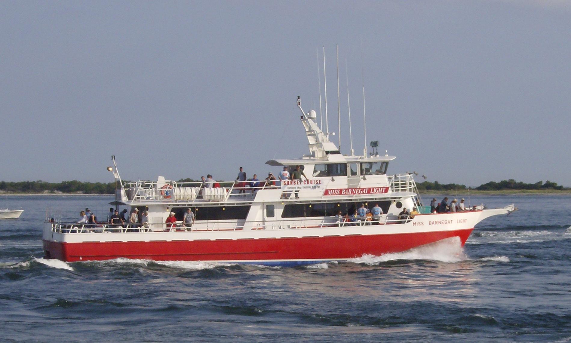 Deep sea fishing charter cruises barnegat light nj for Ocean city nj fishing report